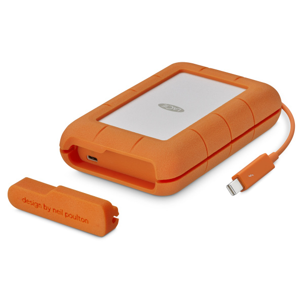 20170104_LaCie_Rugged_Thunderbolt_USB-C_4TB_Hero_Left_Hi-Res