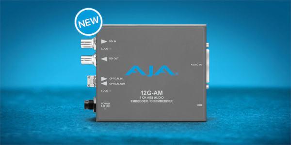 AJA-12G-AM