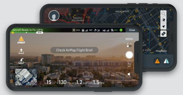 AirMapForDrones