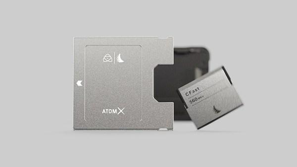 Angelbird-AtomX-CFast-Adapter