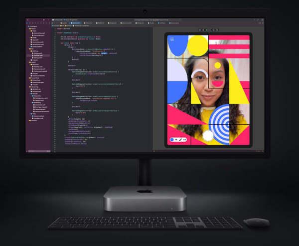 Apple_new-mac-mini-xcode