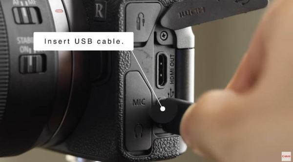 Canon-USB