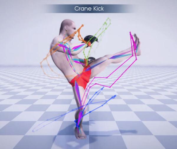 Crane-Kick