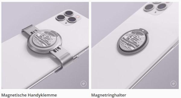 DJI-OM4-MAgnethalterung