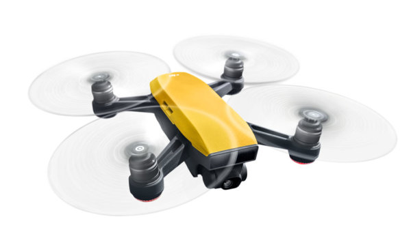 dji bringt mini drone spark f r 499 dollar 599 euro. Black Bedroom Furniture Sets. Home Design Ideas