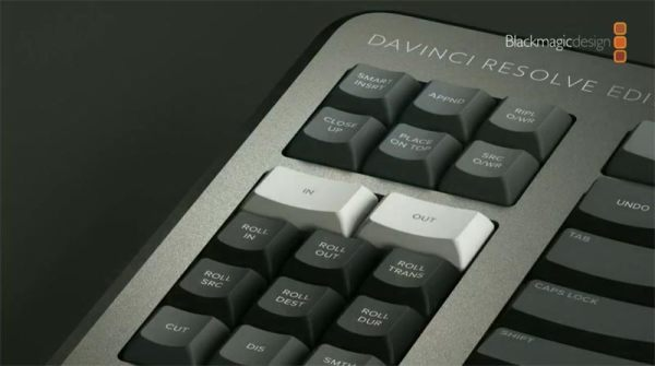 DaVinci-Editor-Keyboard-Left