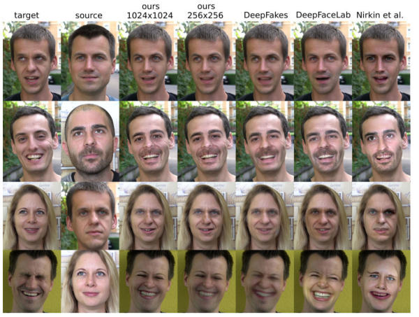 Disney-DeepFake-Comparison
