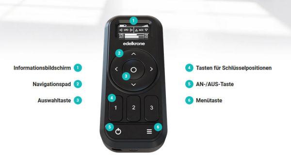 Edelkrone-Controller-Funktionen