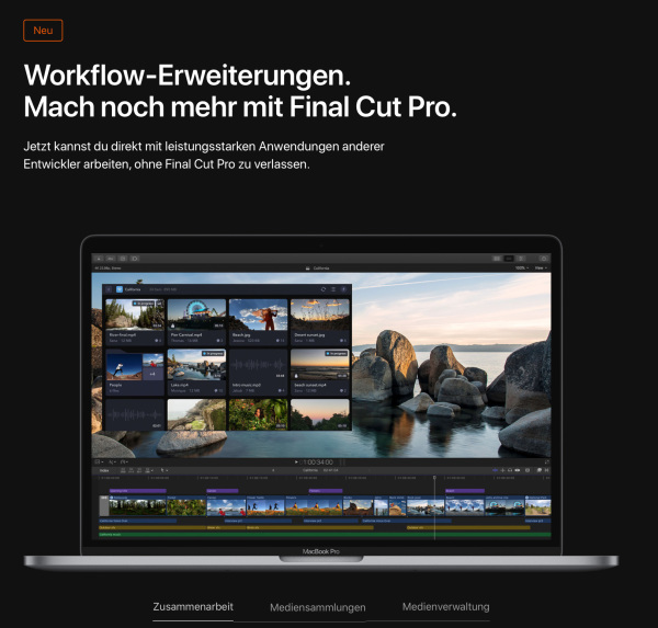 FCPXExtensions