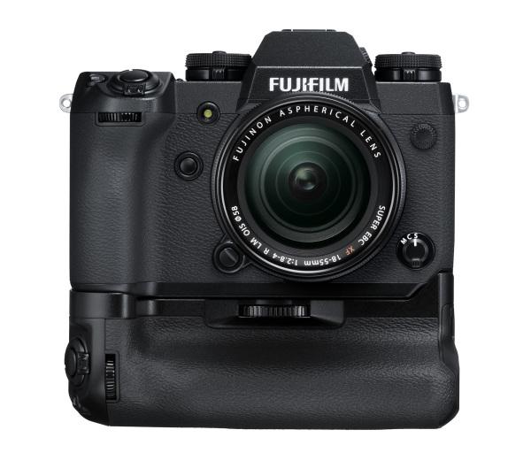 FUji_XH1_Front_tObje_Batteriegriff