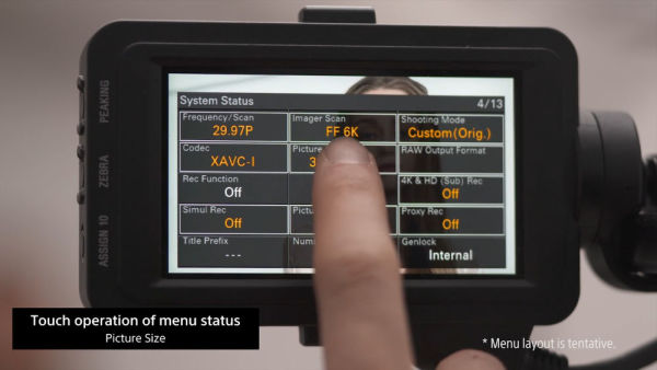 FX9_status_settings_touch
