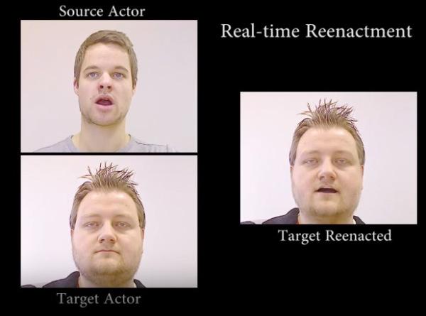 Face-Reenact