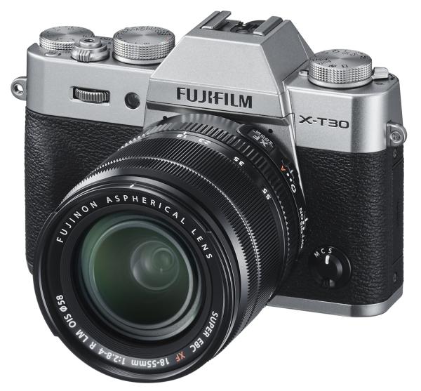 Slashcam News : FUJI X-T30 offers F-log and 10 bit 4:2:2 via