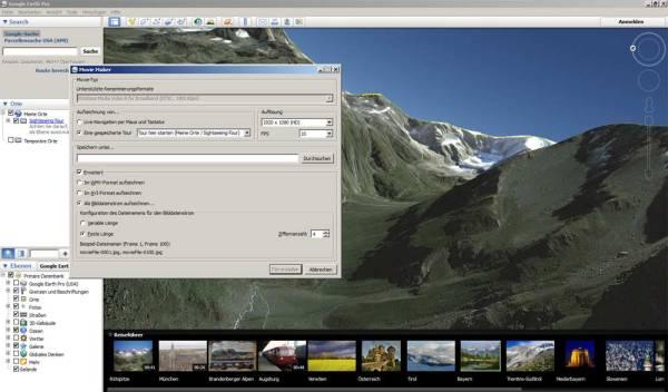 Entfernungsmessung Mit Google Earth : Google earth pro ab sofort kostenlos virtuelle kameraflüge inklusive