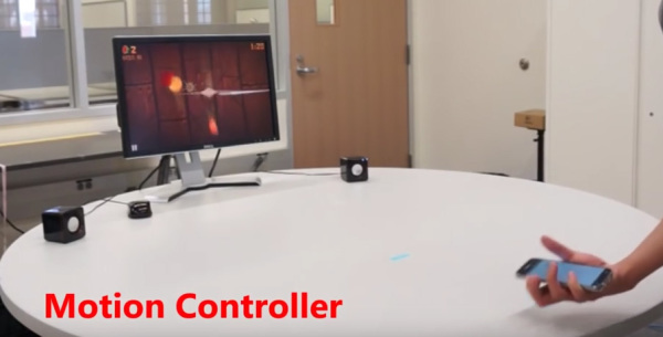 Hauoli-MotionControl
