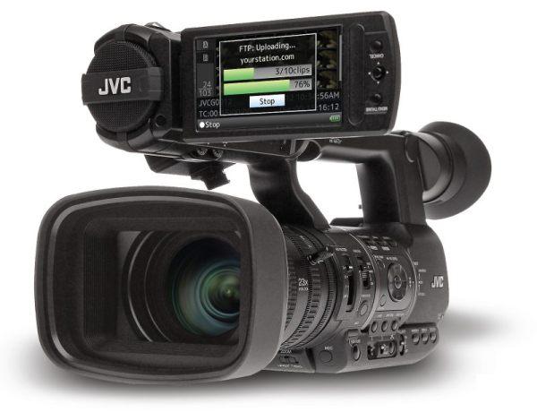 JVC_HM650_ftp