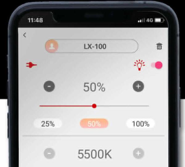 LX-100-App