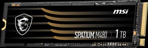 MSI-Spatium-M480