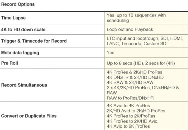 RecordOptions