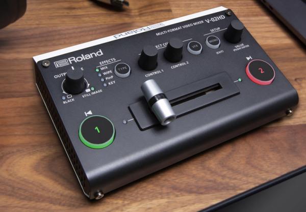 Roland-Mixer