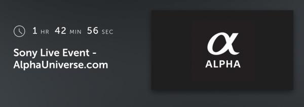 Slashcam News : Sony Alpha 7R IV approaching - will A7S III