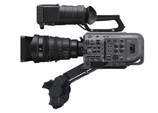 SonyFX9_Front