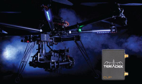 Teradek-Clip-Drohne