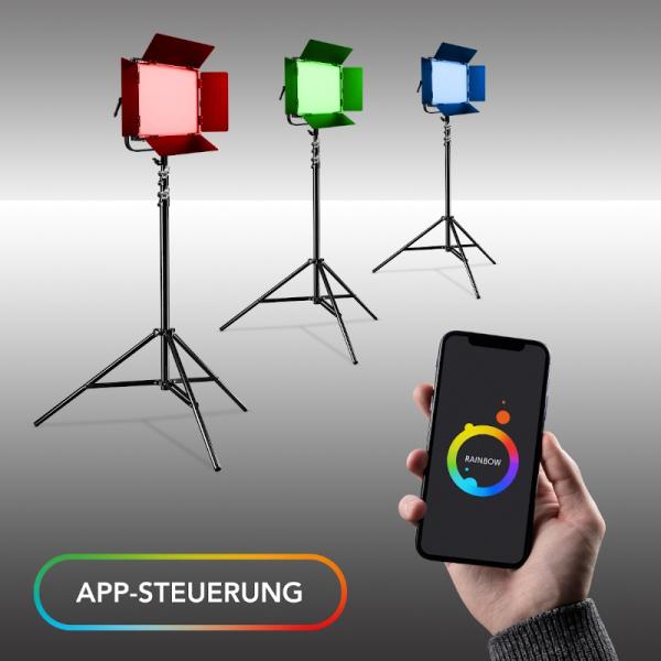 Walimex-pro-Rainbow-App