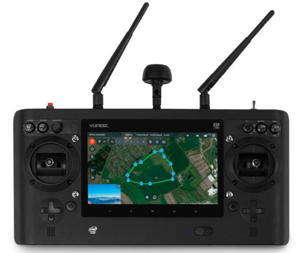 Yunec-Tornado-H920P-Remote