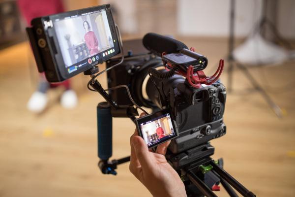 caonEOSR5filming