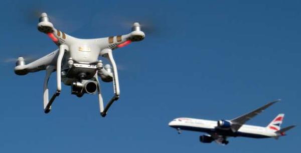 drone-flughafen