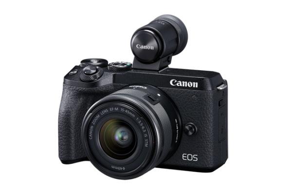 eos-m6-mark-ii-ef-m-15-45mm-3q-view-evf_675x450