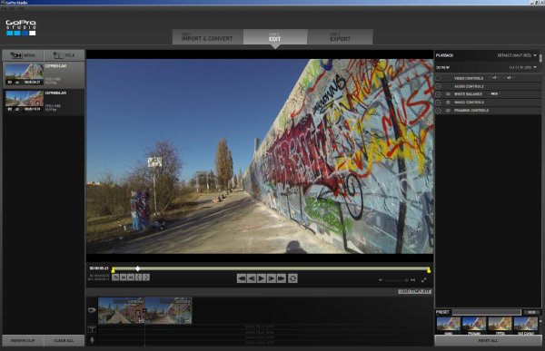 Gopro studio 2 0 ab sofort fast ein schnittprogramm for How to use gopro studio templates