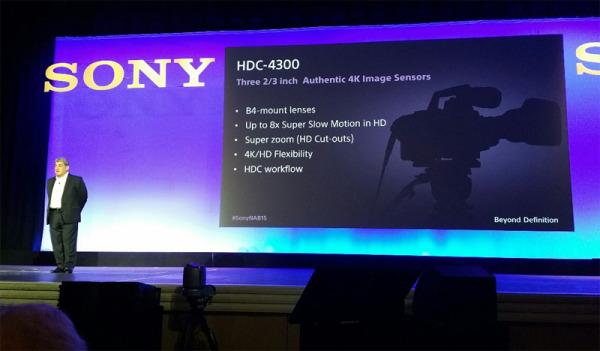 sonyHDC4300
