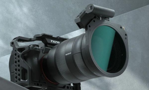 tilta_mirage_variable_ND_on_camera