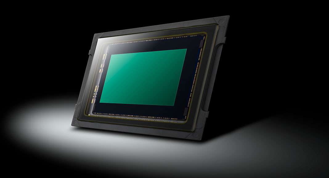 8K-Global Shutter Sensor with integrated Vari-ND-Filter from Panasonic
