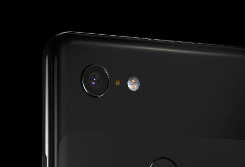Google Pixel 3 Smartphone -- lots of AI but few changes for videographers
