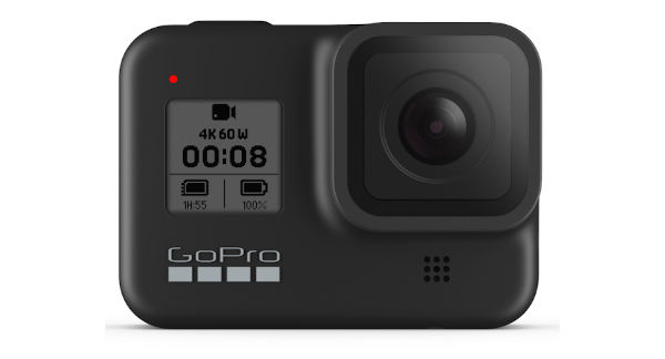 Beta for Windows: GoPro HERO8 Black Actioncam can be used as webcam