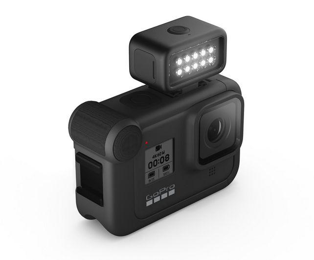 GoPro Light Mod -- waterproof LED-light for the Hero 8