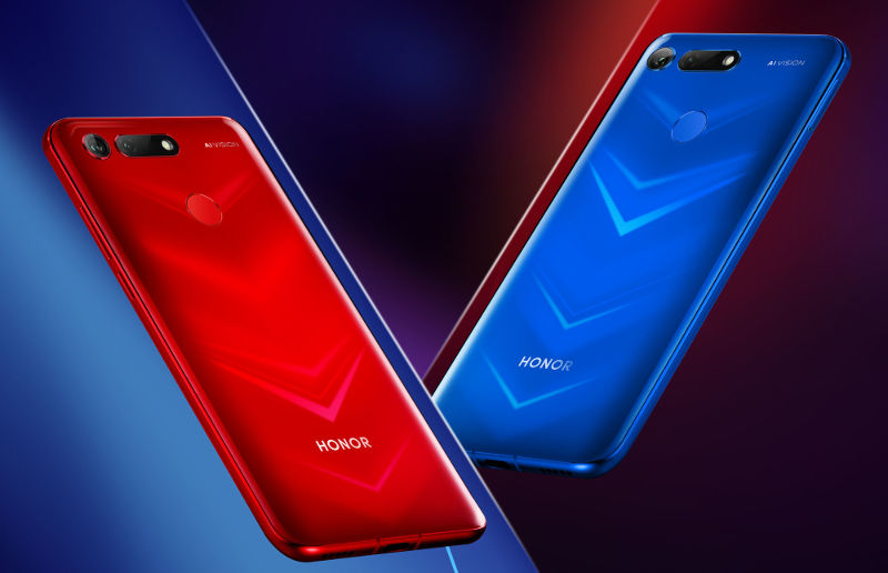 Huawei HONOR View20 Smartphone comes with 48MP photo resolution and ToF 3D-camera