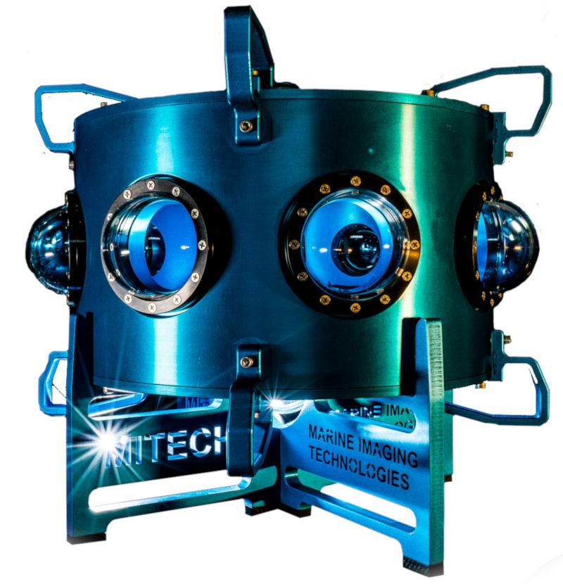 HYDRUS VR -- underwater 8K camera rig