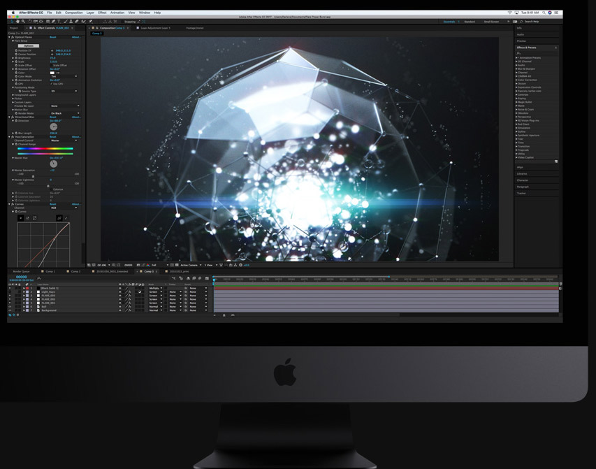 The new iMac Pro is available for 5,499 to 15,339 euros