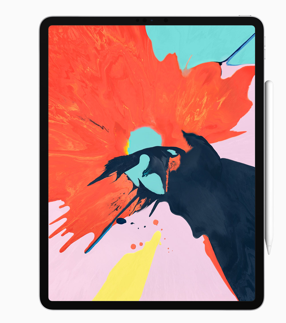 New iPad Pros with USB-C and Face ID - Performance approaches current MacBook Pro