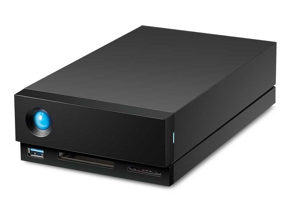 LaCie: 1big Dock SSD Pro and 1big Dock Thunderbolt 3 memory plus docking station