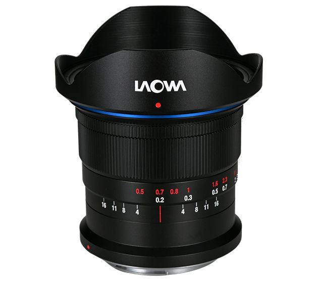 Laowa 14mm f/4 Zero-D ultra wide angle prime now goes DSLR (EF / F)