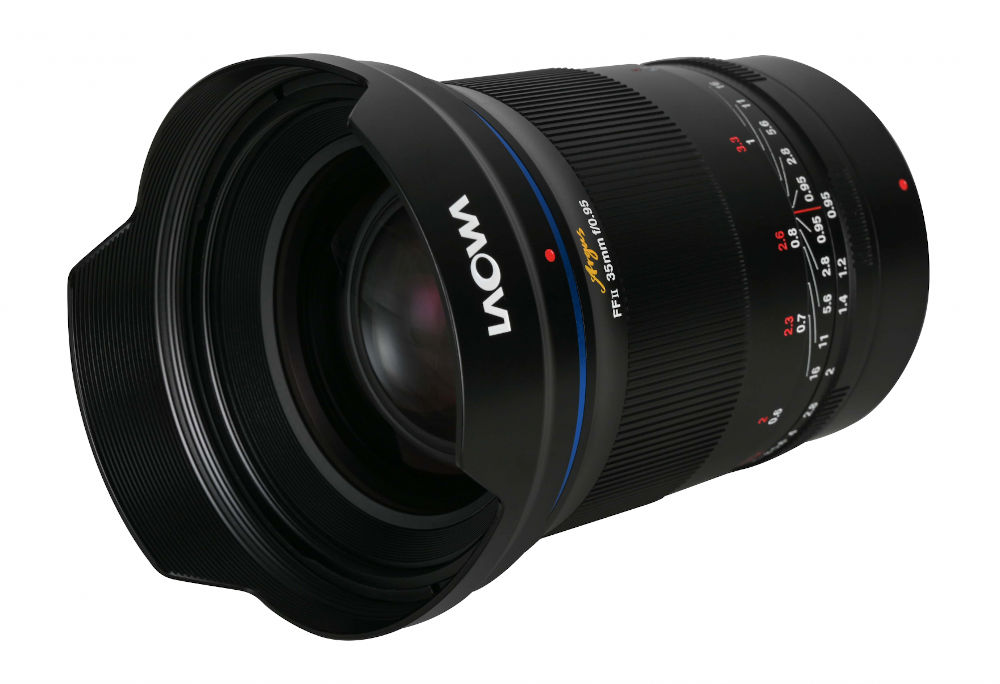 Newly introduced: Laowa Argus 35mm f/0.95 FF for mirrorless cameras
