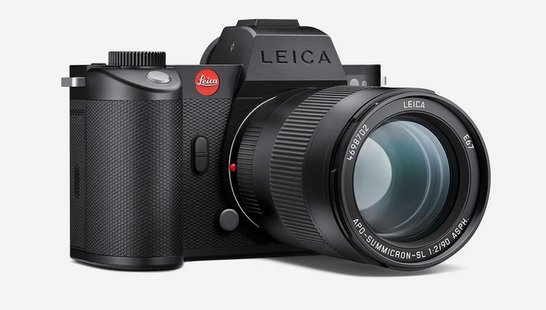 Leica SL2-S -- 4K 10bit mirrorless camera with 24MP and IBIS