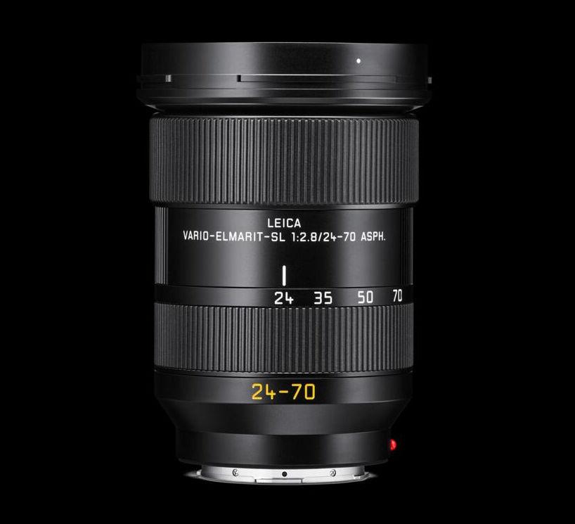 New L-mount zoom lens Leica Vario-Elmarit-SL 1:2.8/24–70 ASPH