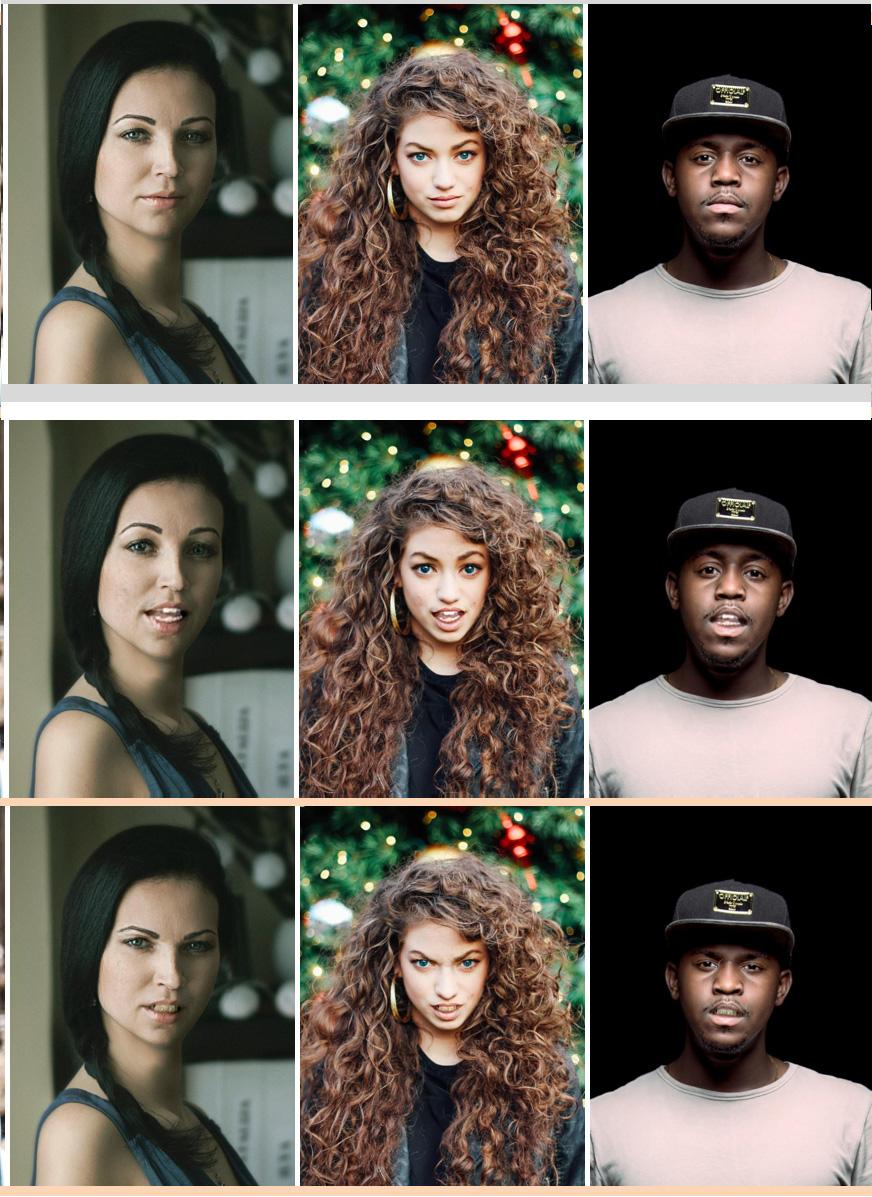 Lebendige Portraits - KI machts möglich…