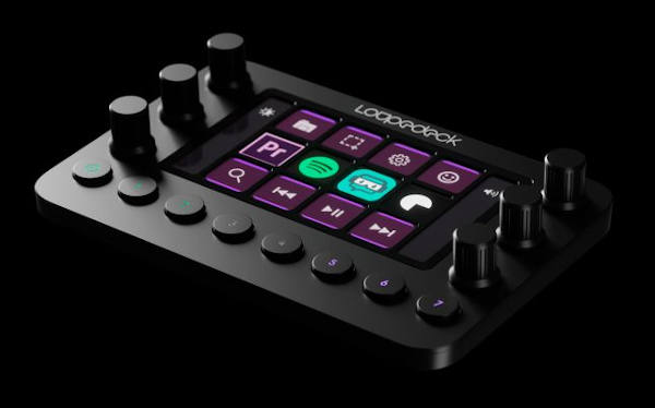 Loupedeck Live: Control panel for streaming and more